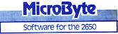 MicroByte Software for the 2650
